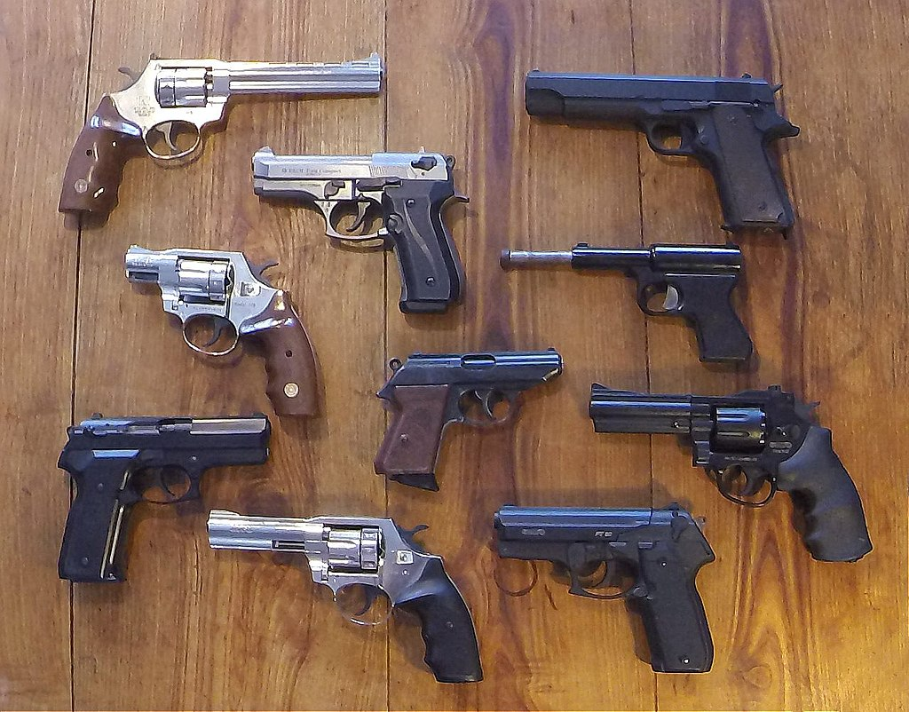 good reasons to carry a concealed weapon