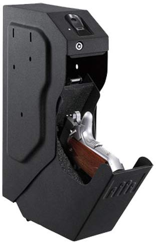 best biometric handgun safe