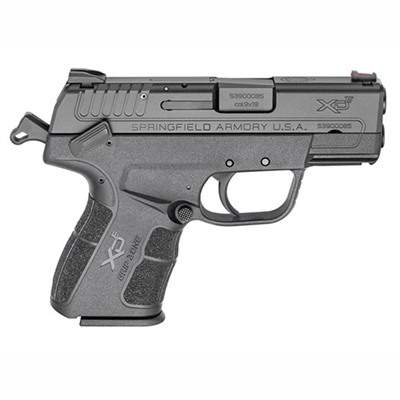 """SPRINGFIELD ARMORY - SPRINGFIELD XDE 3"""" BBL 9MM 8RD"""
